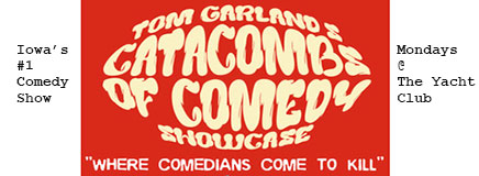 Catacombs of Comedy