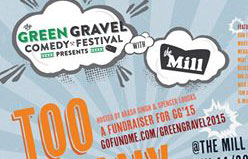 Too Many Comics – Green Gravel Comedy Fest Fundraiser
